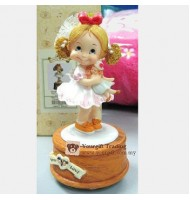 Puppy Love Hugging Doll Music Box
