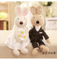Le Sucre Rabbit Wedding Plush