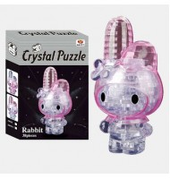 3D Melody Crystal Puzzle with Flash