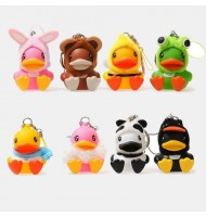 Duck Key Chain Series 8pcs/set