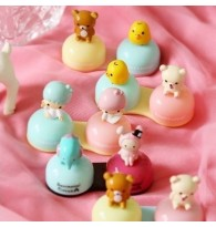 Cartoons Contact Lens Case