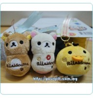 Rilakkuma Handphone Screen Wipe