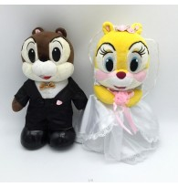 Kiki Titi Wedding Stuffed Plush
