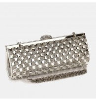 Drilling Glass Clutches/Dinner Bag/Evening Bag