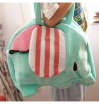 Sentimental Circus Elephant Shoulder Bag