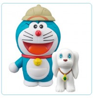 Doraemon and Peko 3D Jigsaw Puzzle