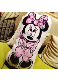 Minnie Printed Pillow Cushion
