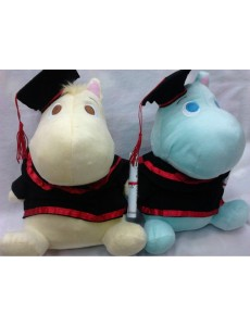 Moomin Graduation Plush