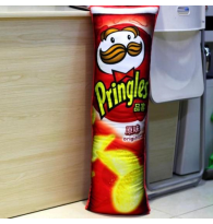 Creative 3D Pringles Chips Pillow Cushion