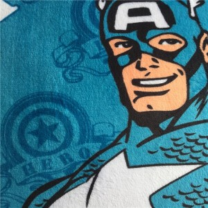 Captain America Cushion Pillow