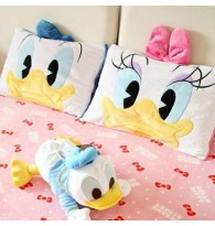 Donald Duck and Daisy Duck Pillowcase (Pair)