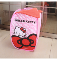 Hello Kitty Foldable Laundry Basket/Storage Basket