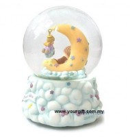 [Defect] My Girl Baby Water Ball Music Box CS0014