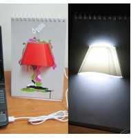 D.I.Y Flip Table Lamp