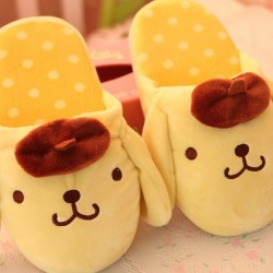 PomPomPurin Indoor Home Slipper