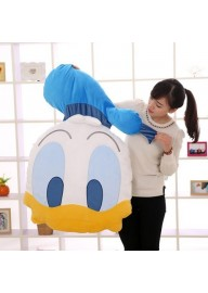 Donald Duck Big Face Sofa Cushion Floor Cushion Futon