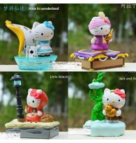 Hello Kitty Fairy Tale Series Figurine