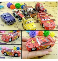 Pixar Cars Movable Pull Back 3D Puzzle