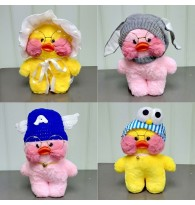 Hyaluronic Acid Duck Plush Doll Yellow Duck