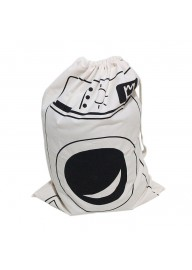 Washing Machine Storage Bag, Drawstring Bag, Canvas Storage Bag Sack