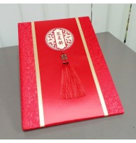 Chinese Wedding Signature Book Guest Book