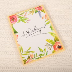 Wedding Signature Guest Book