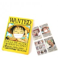 One piece Animate Post Card