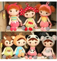 Metoo Keppel Girl Doll Plush