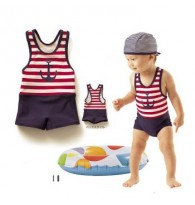 Little Sailor Swimwear Suit