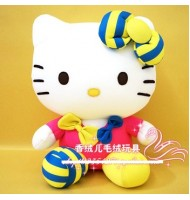 Colourful Hello Kitty Nano Soft Plush