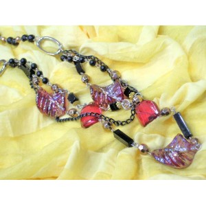 AB0935 Long Necklace
