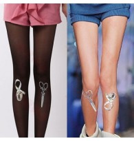 Taylors Creative Colorful Pantyhose Stockings